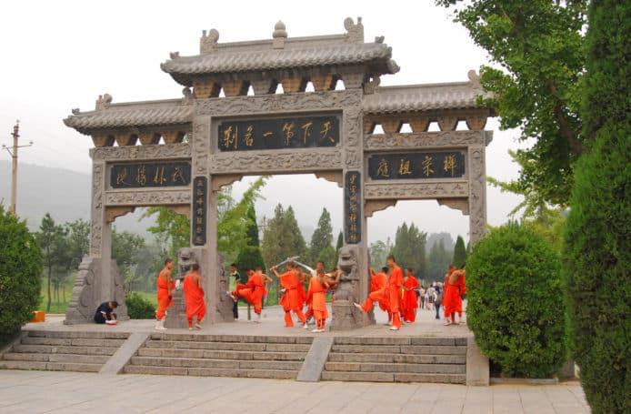 шаолинь монастырь