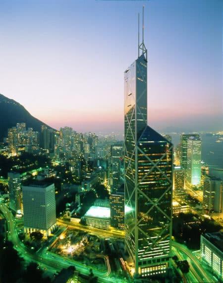 штаб-квартира Bank of China