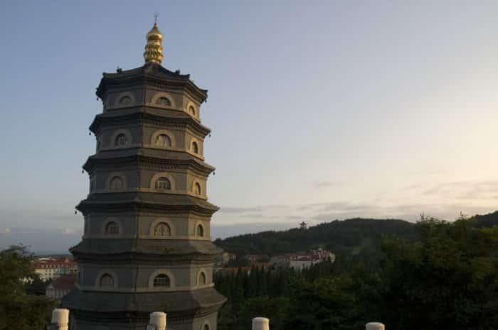 Храм Чжаньшань