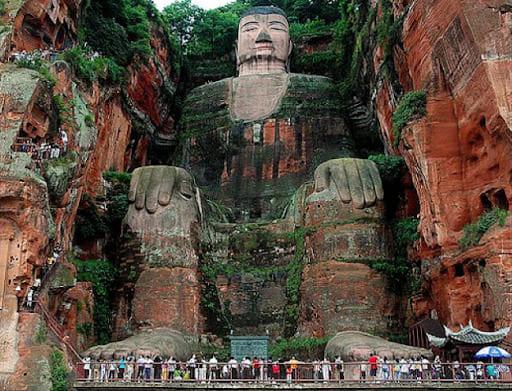 Самый большой Будда