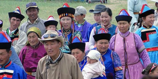 Народ Монголы