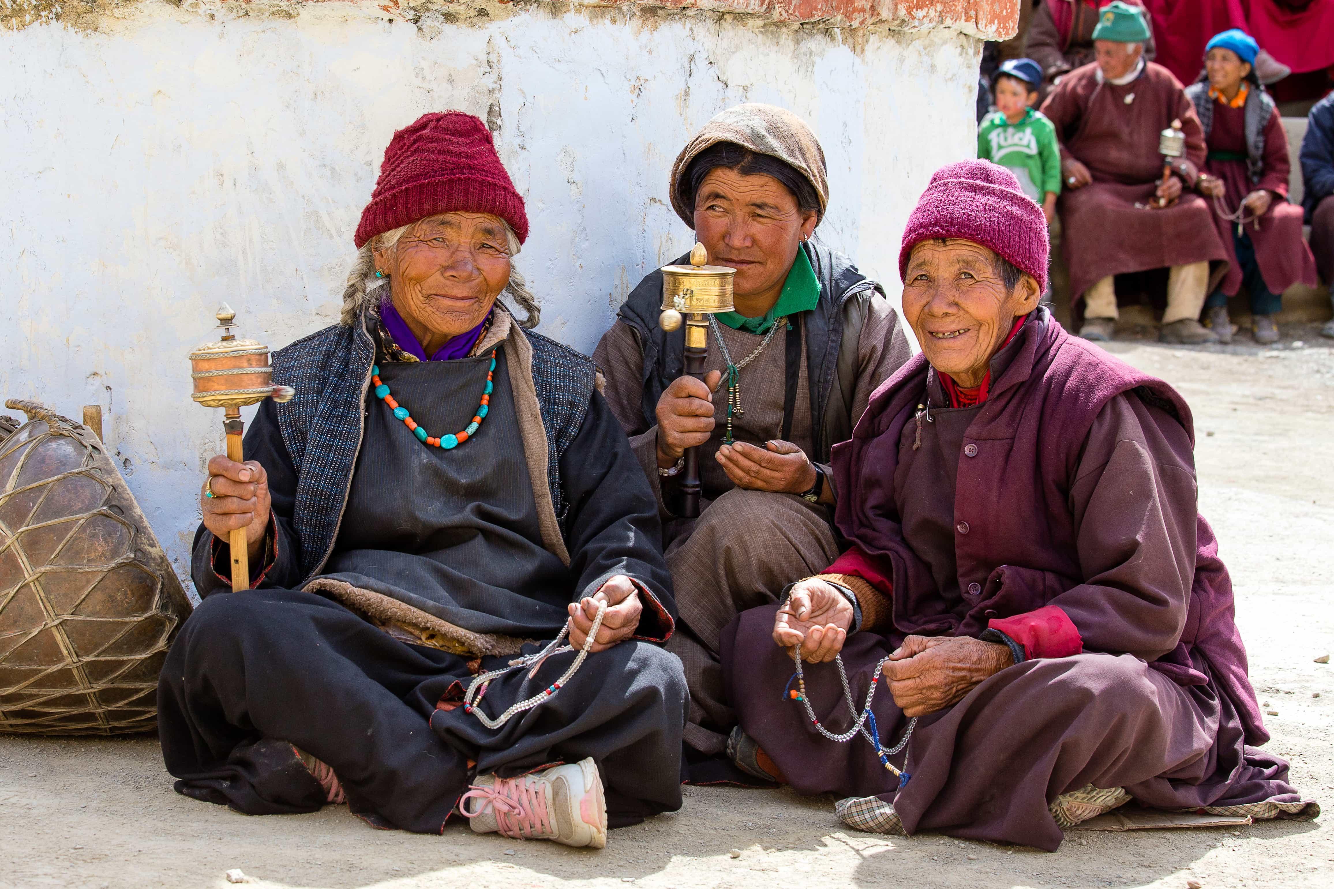 Народ Тибетцы