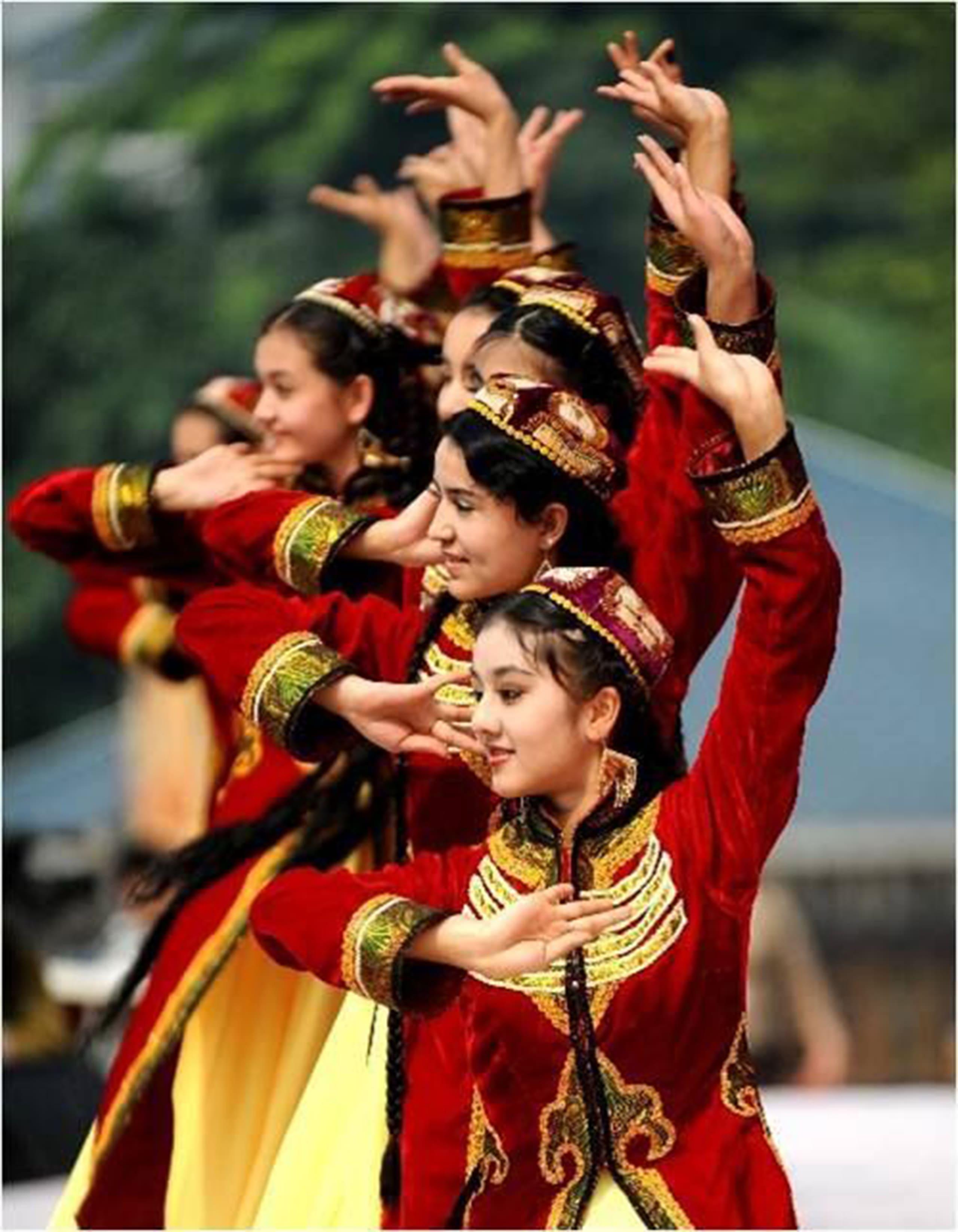Народ Уйгуры