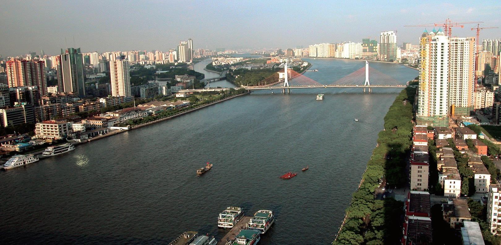 Река Чжуцзян
