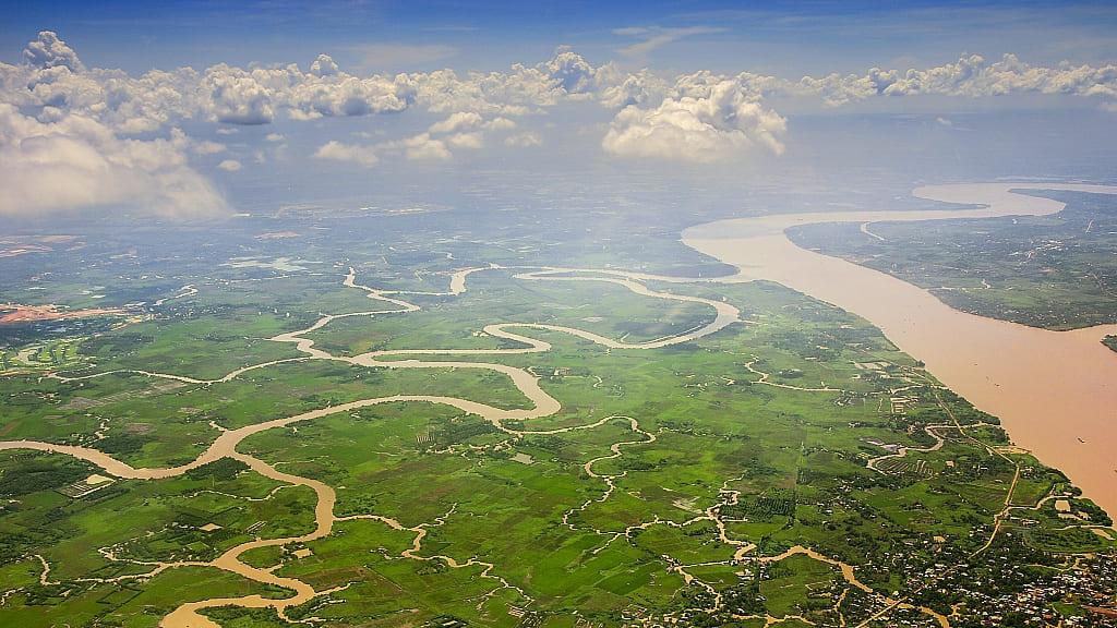 Река Ланканг